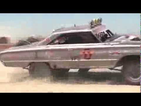 A Ford Galaxie in the Baja?