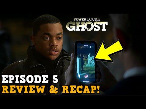 Power Book II: Ghost 'EPISODE 5 REVIEW & RECAP' Mid Season Finale! Will Tariq Get The Needle?