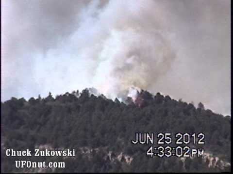 Waldo Canyon Fire COS