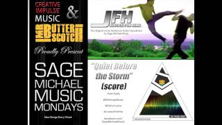 Sage Michael Music videoklipp Quiet Before The Storm (JFH: Justice For Hire videoklipp Comic Book Season 1 Soundtrack)