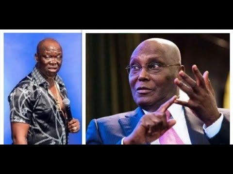Download GORDONS ATTACKS ATIKU: Says Man that's Powerful, Yet Looking 4 Power suffers 'ATIKUMANIA'