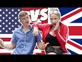 AMERICAN GUY VS BRITISH GIRL SLANG CHALLENGE!! 😱😝