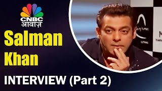 Video Salman Khan Interview | Tiger Zinda Hai | Race 3 | CNBC Awaaz MP3, 3GP, MP4, WEBM, AVI, FLV November 2017