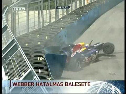 「F1カーから眺める空は眩しかった...」のイメージ