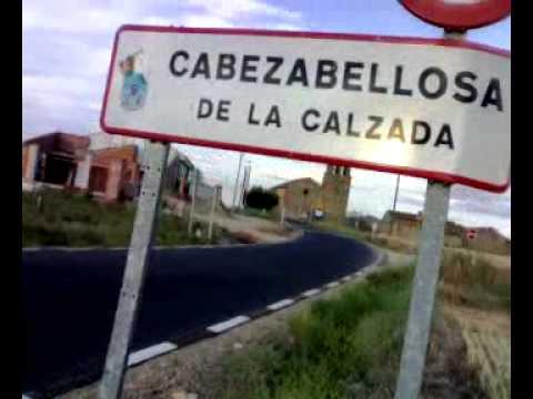 CABEZABELLOSA DE LA CALZADA
