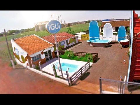 iGUi - A sua piscina - Franquia Padrão iGUi Barretos