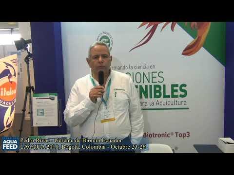 Pedro Rivas   Gerente de Biomin Ecuador