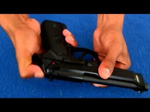 Pietro Beretta mod.92fs 9mm parabellum