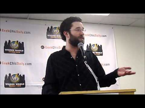 Comic Con 03.19.11 - Dustin Diamond Q & A
