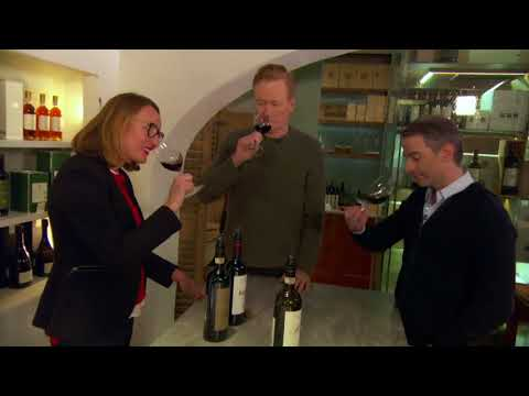 Conan & Jordan Schlansky's Italian Wine Tasting