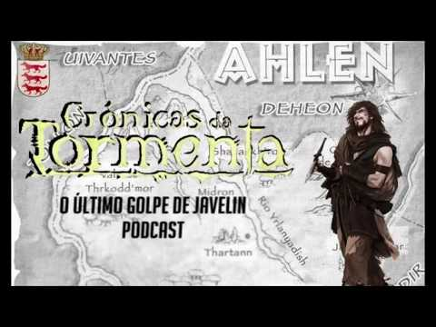 Podcast do Rei Grifo: Crônicas da Tormenta - O Último Golpe de Javelin