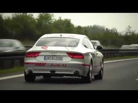 Autonomes Fahren: Autonomes Fahren im Audi A7