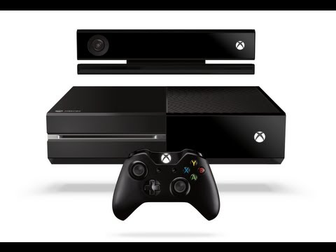 Official XBOX ONE Unboxing