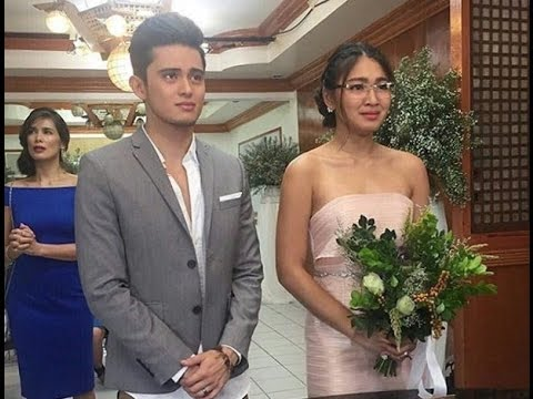 JaDine's 'Till I Met You, The Express Wedding- October 26,2016 episode