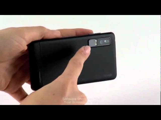 Motorola Droid 3 Milestone 3 Tutorial Video Leaked - 1