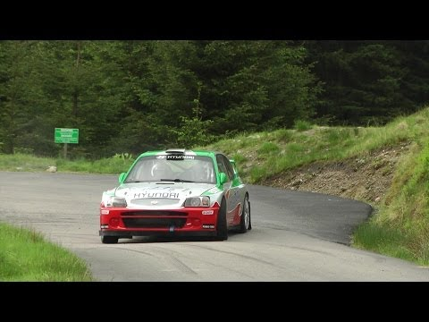 Rest & Be Thankful - Rally Test 2014 [HD]