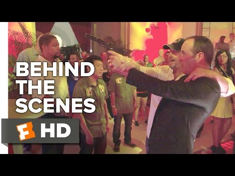 Ride Along 2 Behind the Scenes - Bachelor Party (2016) - Kevin Hart, Ice Cube Movie HD
