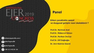 EJERCongress 2019 | Panel Topic : How to Support Social and Emotional Development in Early Childhood