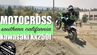 "MORE MX VIDEOS http://www.mxwc.com/Subscribe http://youtube.com/mxwebcamThanks for watching!YouTube Link https://youtu.be/lbwT8o9xAcAMXWEBCAM Presents ""Motocross Southern California - Kawasaki KX250f"" MXWCFILM LOCATION:Milestone MX ParkBIKE:Kawasaki KX250fCOUNTY:Riverside, CaliforniaVIDEO PRODUCTION:mxwebcam"