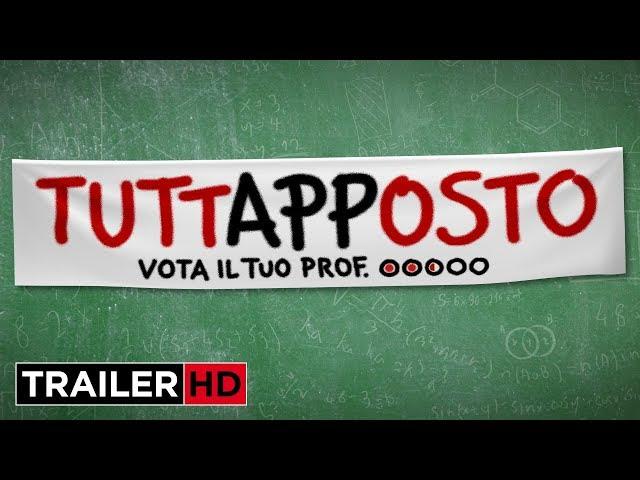 Anteprima Immagine Trailer Tuttapposto, trailer ufficiale