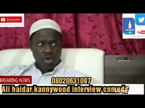 Arewa comedy interview