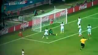 Clint Dempsey trifft gegen Ghana (WM 2014)