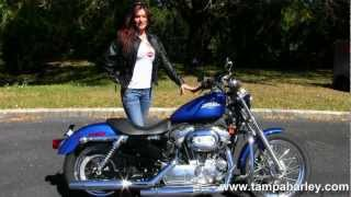 8. Used 2010 Harley-Davidson XL883L Sportster 883 Low Motorcycles for sale