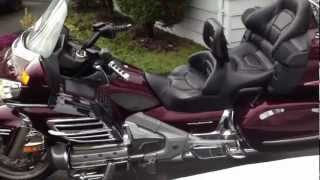7. 2006 Honda Goldwing fully loaded with airbag