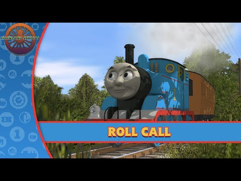 Download Thomas Amp Friends Roll Call In Trainz Video 3GP Mp4 FLV HD