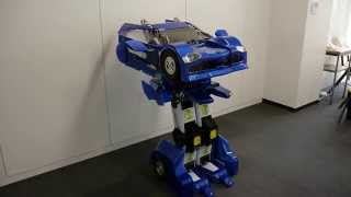 A Real Transformer Has Been Made!