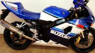 10. Suzuki GSXR 600 K5 20th Anniversary 14000M