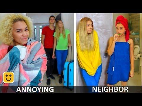 Annoying Neighbor! Funny Videos and Facts_A héten feltöltött legjobb vicces videók