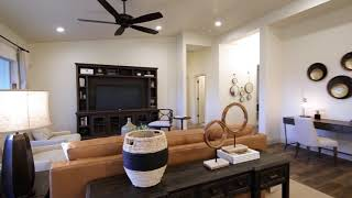 White Sands Model Home