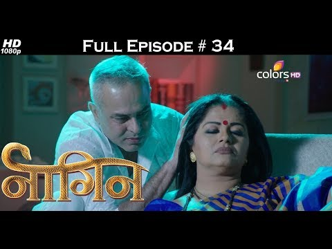 Naagin - Full Episode 34 - With English Subtitles