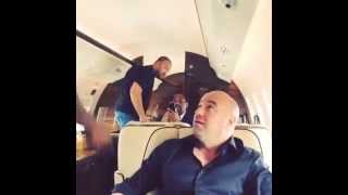 Mike Tyson pranks Dana White
