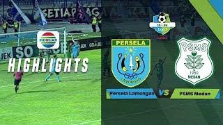 Video Persela Lamongan (4) vs (1) PSMS Medan - Full Highlight | Go-Jek Liga 1 bersama Bukalapak MP3, 3GP, MP4, WEBM, AVI, FLV Juni 2018