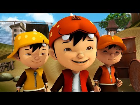 BoBoiBoy Season 1 Episode 3 Part 1