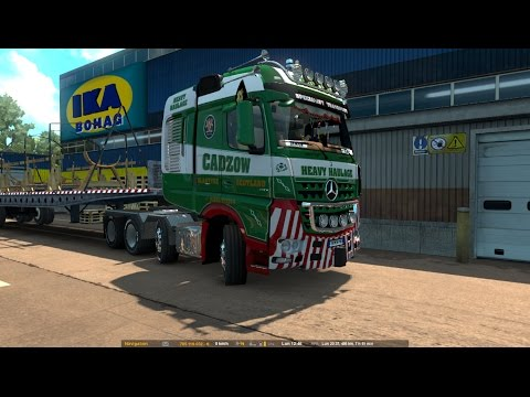 Big Stars – Actros / Arocs SLT Updated v1.4