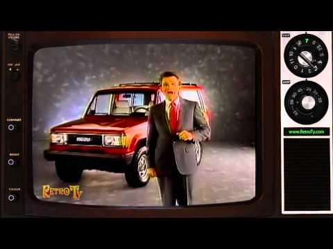 1988 – Isuzu Trooper Jeep – Car Cover from Joe Isuzu