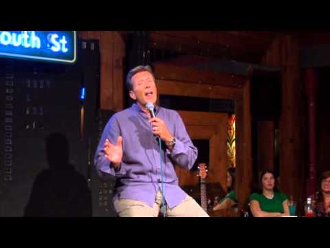 WALT WILLEY STAND-UP COMEDY