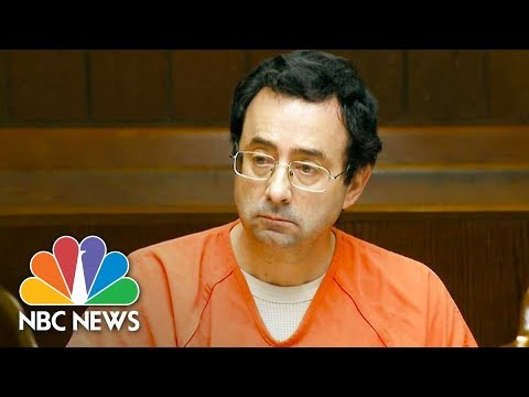 Reactions To The Sentencing Of Larry Nassar | NBC News
