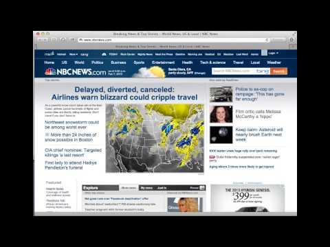 Facebook Connect Bug Breaks Major Websites