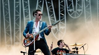 Arctic Monkeys - Brianstorm @ Pinkpop 2014 - HD 1080p