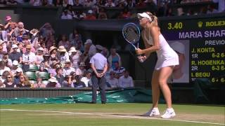 Wimbledon 2015 – Day 10