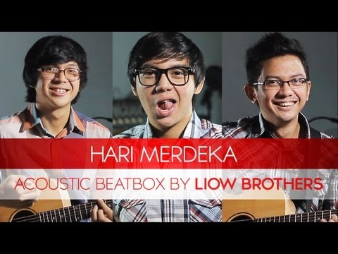 Video HARI MERDEKA - ACOUSTIC BEATBOX BY LIOW BROTHERS download in MP3, 3GP, MP4, WEBM, AVI, FLV January 2017