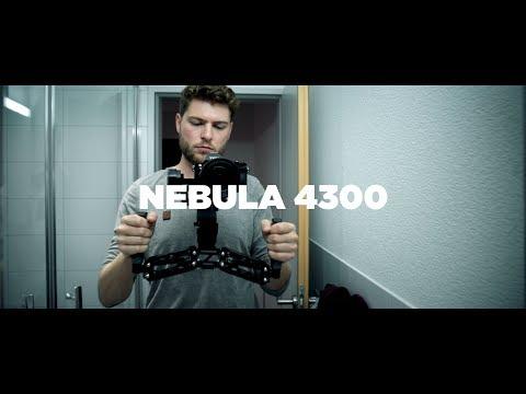 5-Achsen Gimbal Nebula 4300! - Funktioniert er besser als Ronin und Co.?