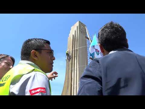 Mantenimiento a Murales Municipales y Monumentos