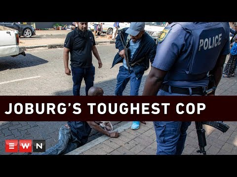 Be Prepared To Die – Joburg's Toughest Cop