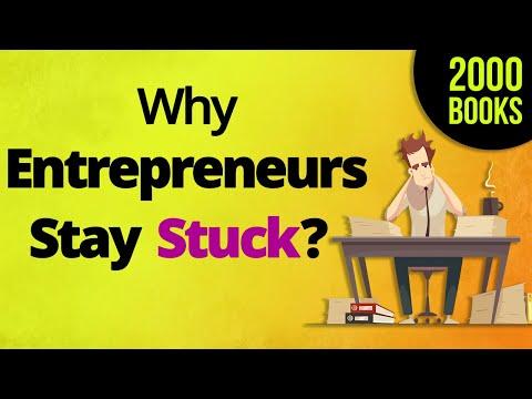 The 1 reason why aspiring entrepreneurs and wantrepreneurs never become entrepreneurs