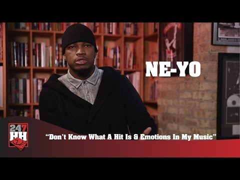 Ne-Yo - Don't Know What A Hit Is & Emotions In My Music (247HH Exclusive)